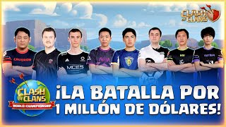 Final del Campeonato Mundial de Clash of Clans - Día 1