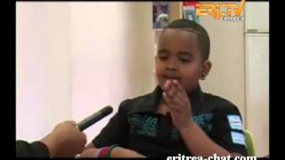 ኤርትራ Eritrean Sweetest Interview with 7 Year Old Shikorina Harerta Tewolde from Holland