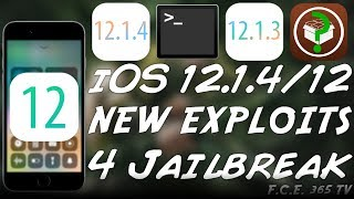 iOS 12.1.4 / iOS 12.1.3 JAILBREAK NEWS: IMPORTANT EXPLOIT RELEASED (Root + SandBox Escape)