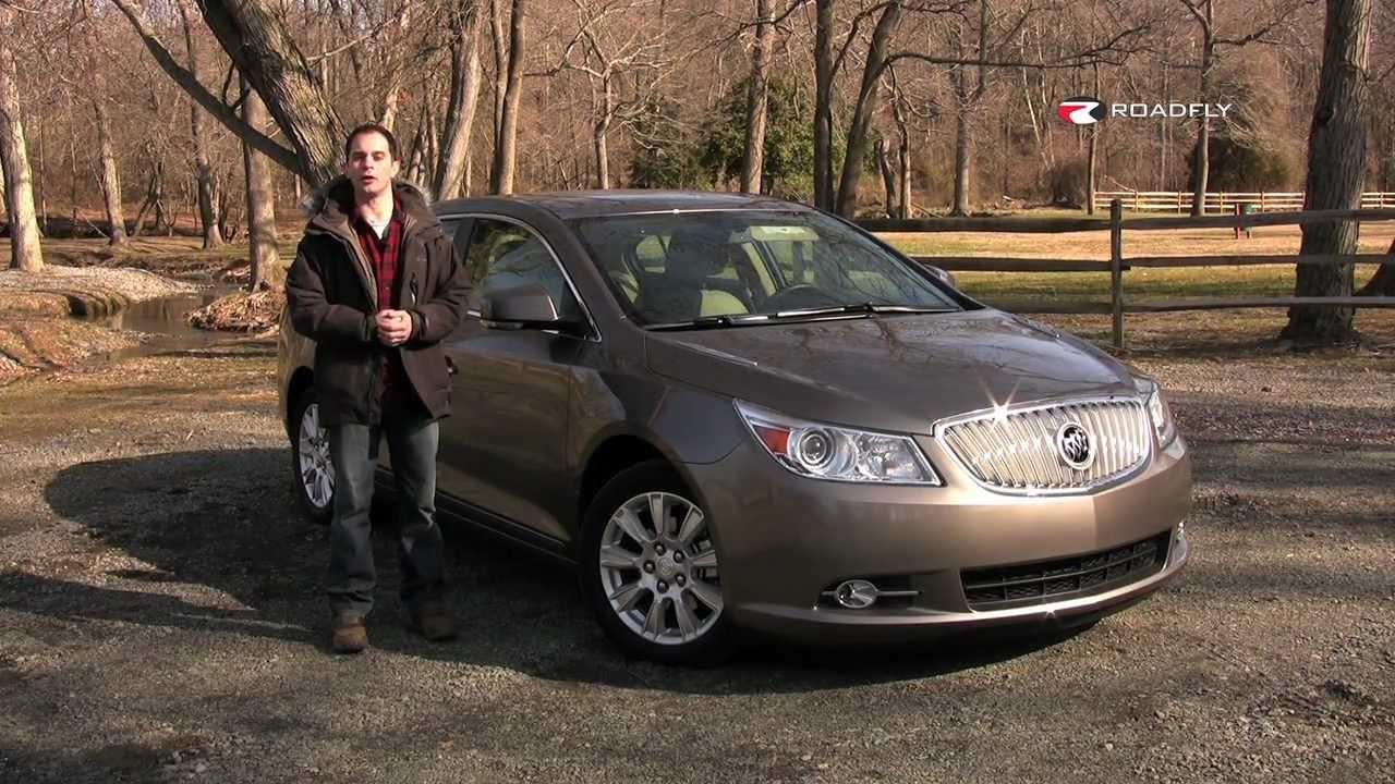 Buick LaCrosse eAssist Hybrid 2012 with Ross Rapoport by RoadflyTV