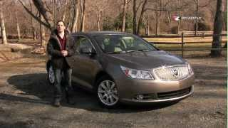 Buick LaCrosse eAssist Hybrid 2012 with Ross Rapoport by RoadflyTV
