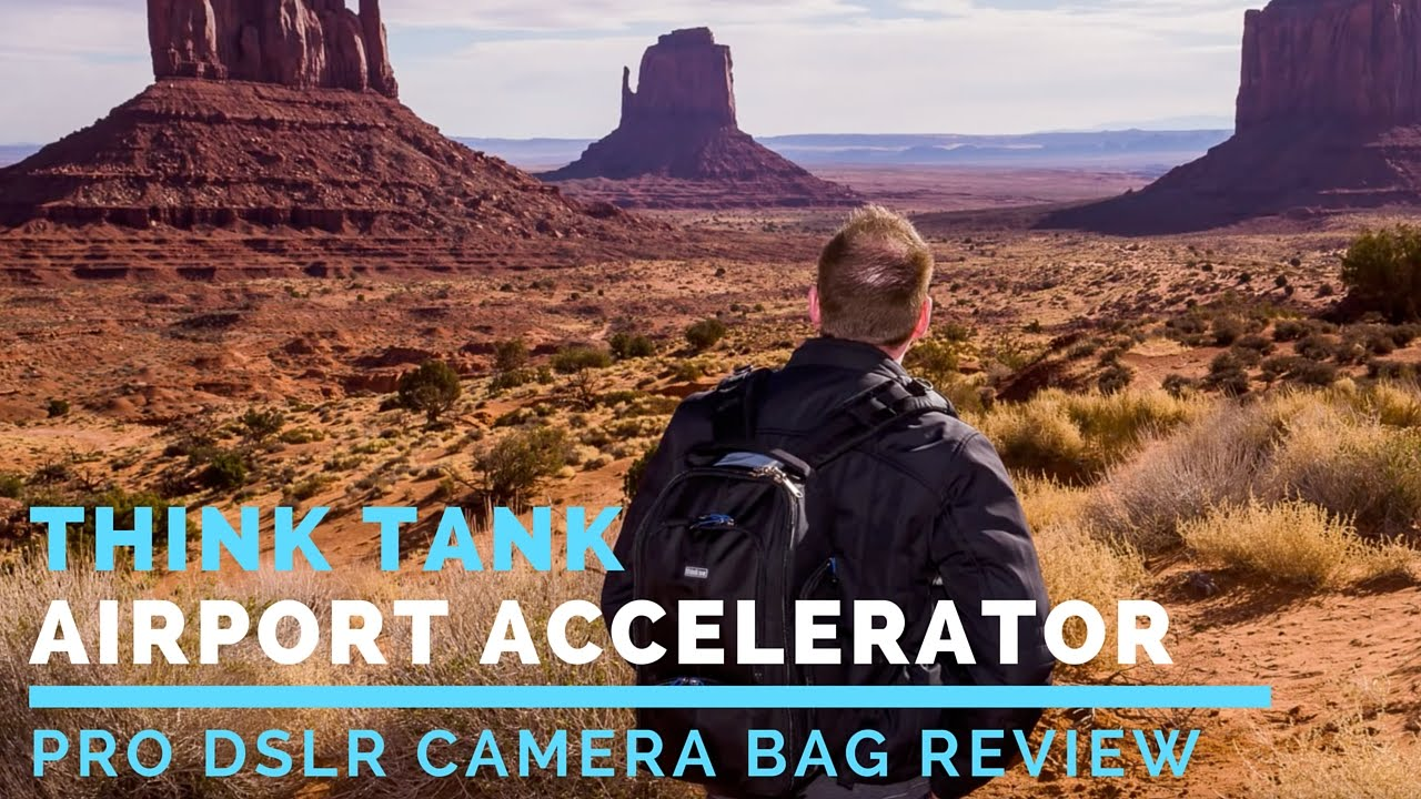 Think Tank Airport Accelerator Back Pack Review | DSLR Camera Back Pack  Review - YouTube