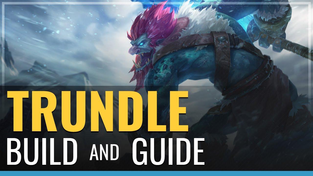 Trundle Pro Build