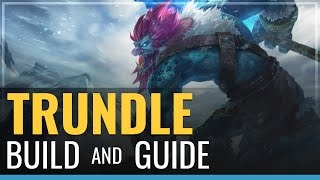 Trundle Build And Guide - League Of Legends