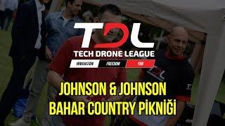 Tech Drone League - Johnson & Johnson Pikniği