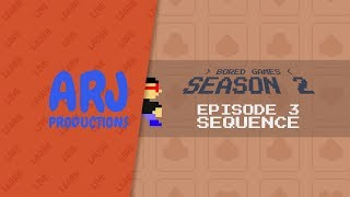BORED GAMES: HOW TO PLAY SEQUENCE!