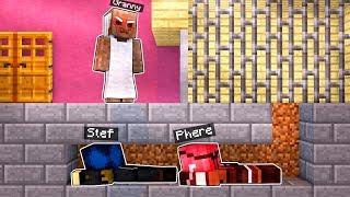 Minecraft ITA - NASCONDINO NELLA CASA DI GRANNY