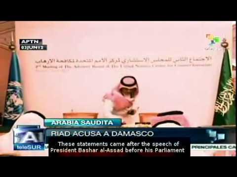"Bashar al-Assad ""manoeuvring"" to gain time: Saudi Arabia"