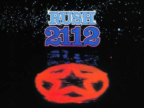 Rush -  2112 (Full Song)
