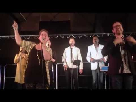 Loved - feat. Nina Luna - Live at The International School of Gospel Music (Denmark) 2014