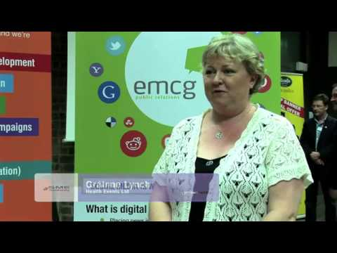 #DigitalSME #SMECommunity Tweet up May 31st 2012 - YouTube @emcgpr