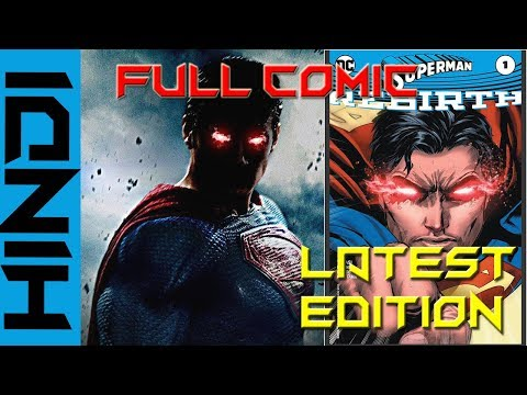 SUPERMAN: Rebirth | Episode 1 | DC Comics in HINDI | Full Comic Explained in Hindi | हिंदी