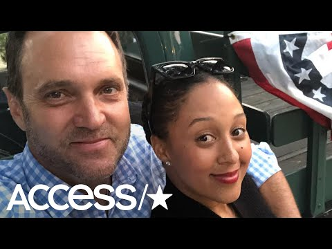 Tamera Mowry Defends Her Man Adam Housley: 'My Husband Is Not A Racist'