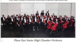 PESH Chamber Orchestra plays Josef Suk Meditation on an Old Bohemian Choral Op. 35