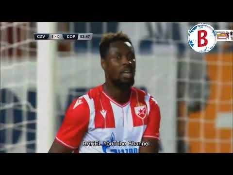 Crvena Zvezda 1x1 Copenhagen - Champions League - 6/8/2019