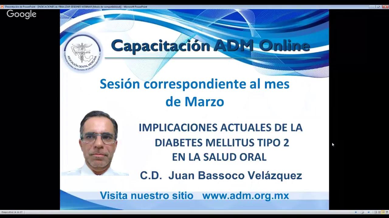 Diapositivas ppt de diabetes mellitus tipo 1 y tipo 2