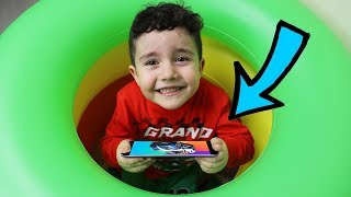 Yusuf Yaramazlık Peşinde! Kid pretend play with toys-Funny Kids Video