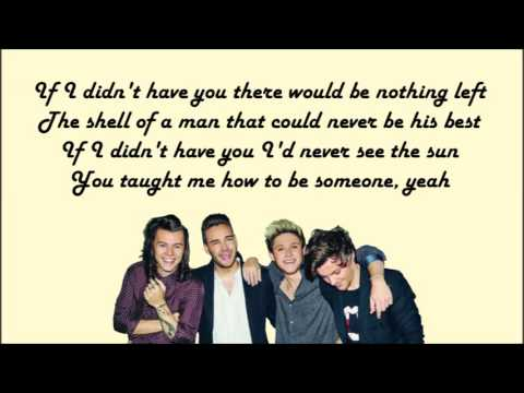 One Direction - Drag me Down - Letra