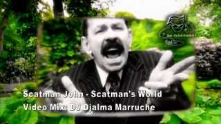 Scatman John - Scatman's World (Video Mix DJ Djalma Marruche)