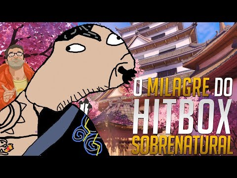 HITBOX CHEATADO DE FABRICA!! TRIBUTO AOS MAIN HANZO | Overwatch Brasil thumbnail
