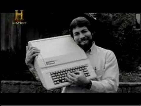 A História do Computador (Steve Jobs, Steve Wozniak)