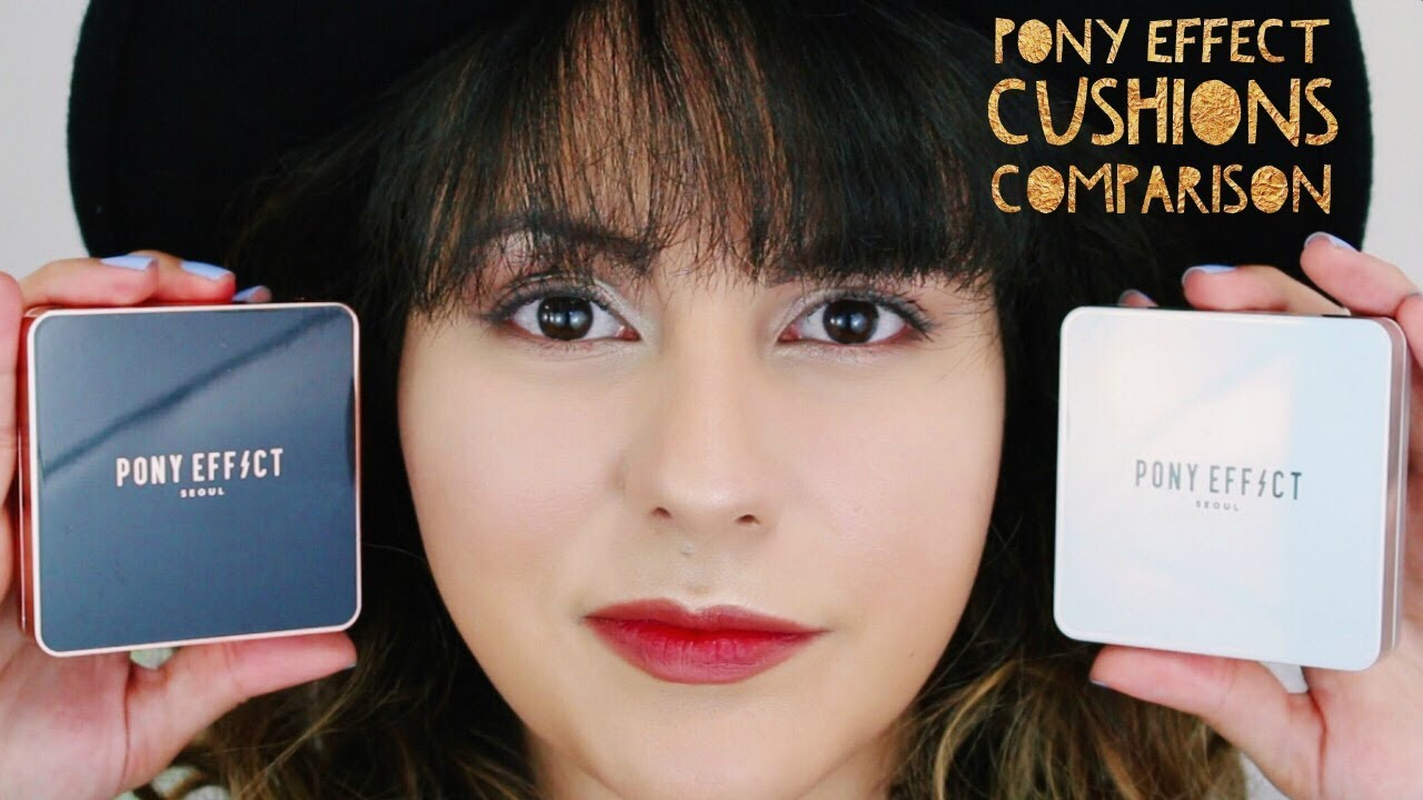 Pony Effect Cushions Comparison Review