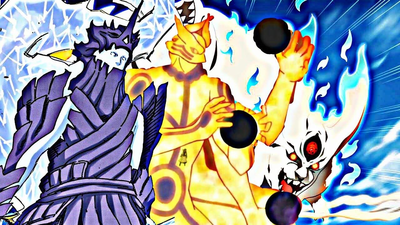 Naruto Kyuubi Mode Wallpaper Hd Naruto Top 50 Strongest Transformations Bijuu Mode