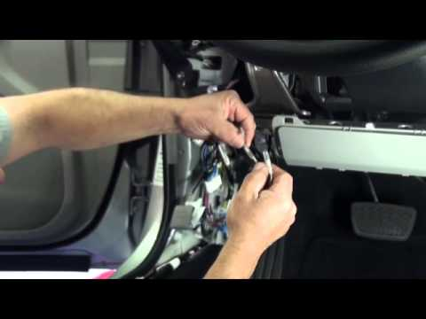 Fuse Diagram Installation Camry Led Fog Lights And Led Drl Youtube