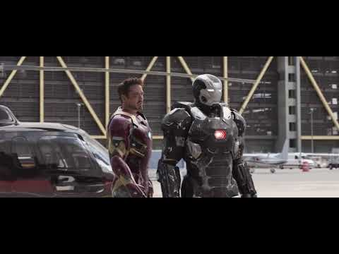 Captain America Civil War 720p BluRay Funny Punjabi Dubbed By Harpreet Singh & Roop Rai Part 1