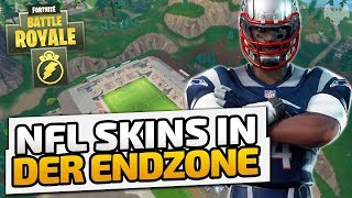 NFL Skins in der Endzone - ♠ Fortnite Battle Royale: Blitz ♠ - Deutsch German - Dhalucard