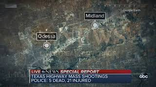 5-shot-dead-in-texas-after-gunman-allegedly-fired-at-officer-then-fled-police-abc-news