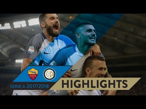 ROMA-INTER 1-3 | HIGHLIGHTS | Matchday 02 - Serie A TIM 2017