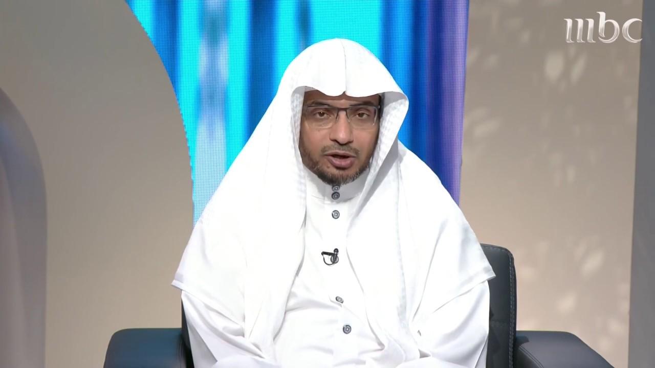Photo of الشيخ صالح المغامسي يرفض الرد على هذا السؤال على الهواء مباشرة – اسئلة واجوبة