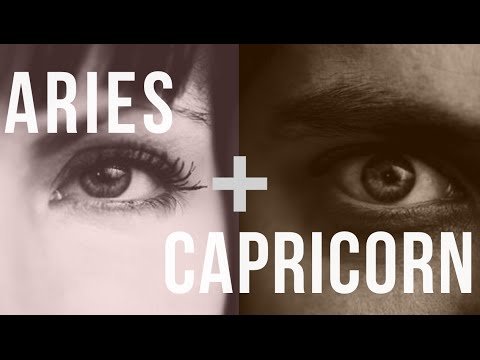 aries and a capricorn relationship
