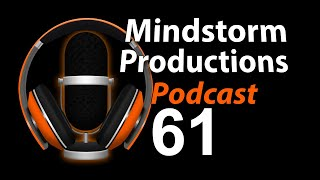 Podcast 61 - New Intro, Our Days Out, New Layout Idea