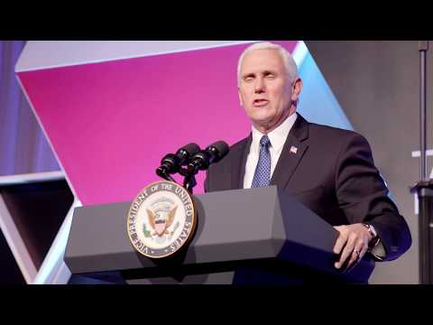 Vice President Pence Delivers Remarks at the Tax Foundation