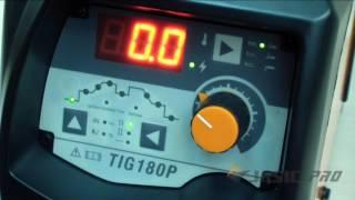 Настройки Jasic TIG 180P W211