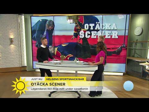 """Axel Pileby: """"Ser ruggigt obehagligt ut"""" - Nyhetsmorgon (TV4)"""