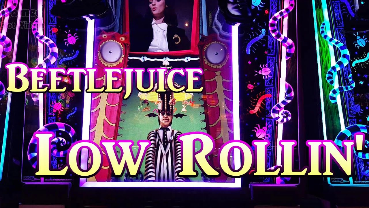 Beetlejuice Slot Machine Casino Lisboa Dress Code