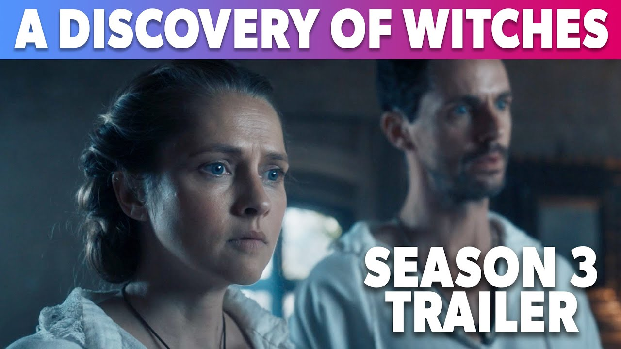 Download A Discovery Of Witches Series 3 Teaser Trailer | with Special Message from Steven Cree