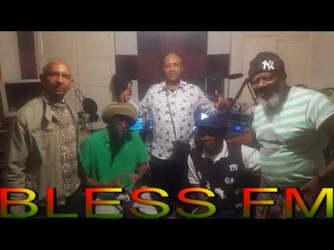 The Speakers Club on Bless FM with Friends for Black History Month