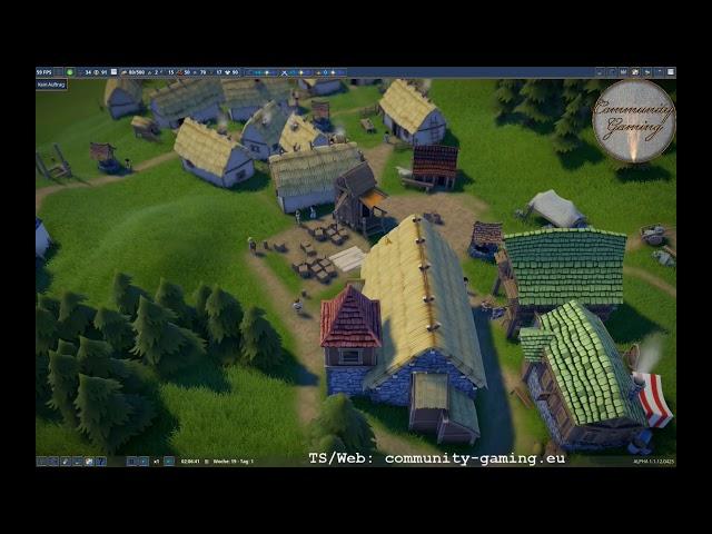 Windmühle steht, Gold ist leer   Folge #008   Let's Play Foundation