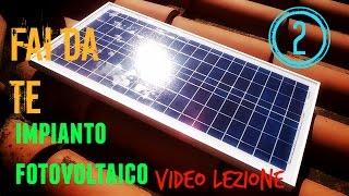 Come realizzare un impianto fotovoltaico (tipo Vlog)(Spero di avervi chiarito un po' le idee =) Verso la fine del video dico chi è che ha dato la risposta migliore della domanda che avevo fatto nel video del ..., 2015-06-16T03:14:08.000Z)
