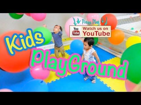 Kids Playground -  Indoor Yu Kids Island Malaysia