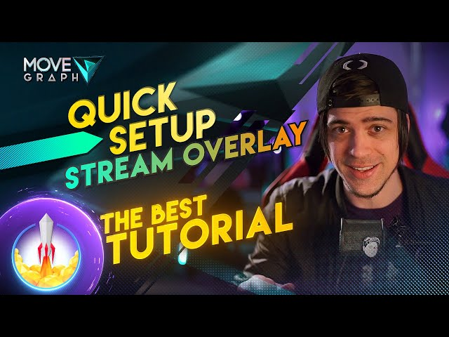 Tutorial 2020 | How to Add Animated Overlays and webcam to StreamElements + OBS Studio