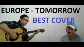 EUROPE - TOMORROW , COVER FROM INDONESIA THE BEST EVER
