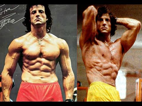 Could Sylvester Stallone have been a Bodybuilder?