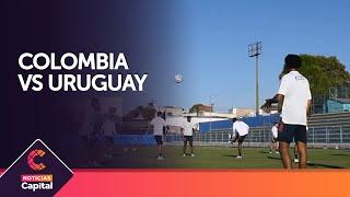 Colombia vs Uruguay por las semifinal de la Copa América