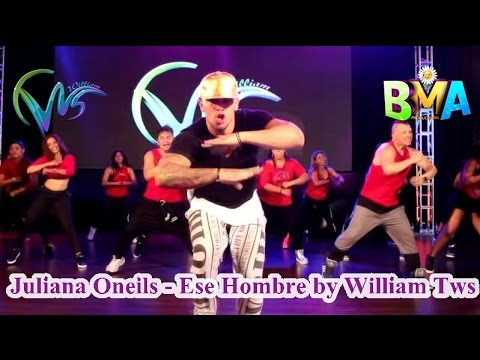 Juliana Oneils - Ese Hombre By William Tws