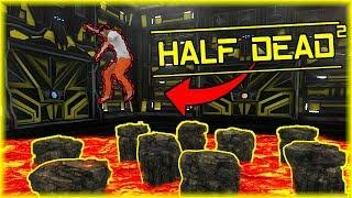 SKACZĘ PRZEZ PRZEPAŚCI   Half Dead 2 [#3] #BLADII